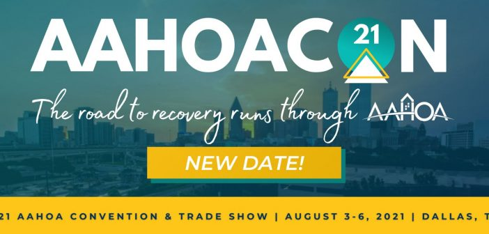 AAHOACON21: The most-anticipated AAHOA event of the year!